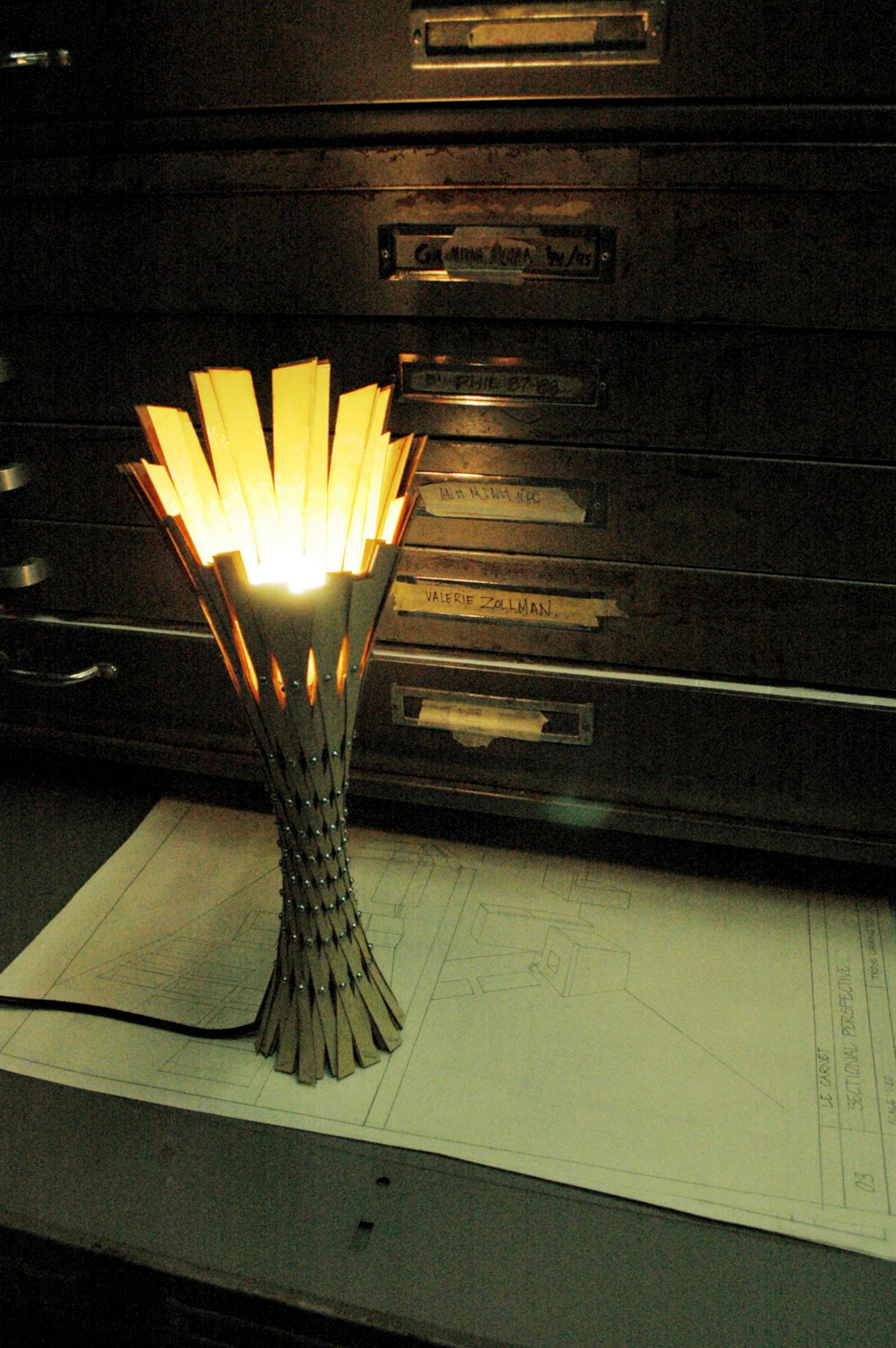 Lamp Final  In  Casino Coffee Table