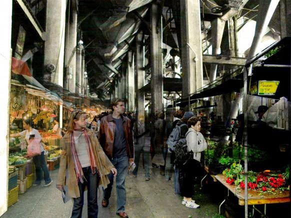 Market in Silo