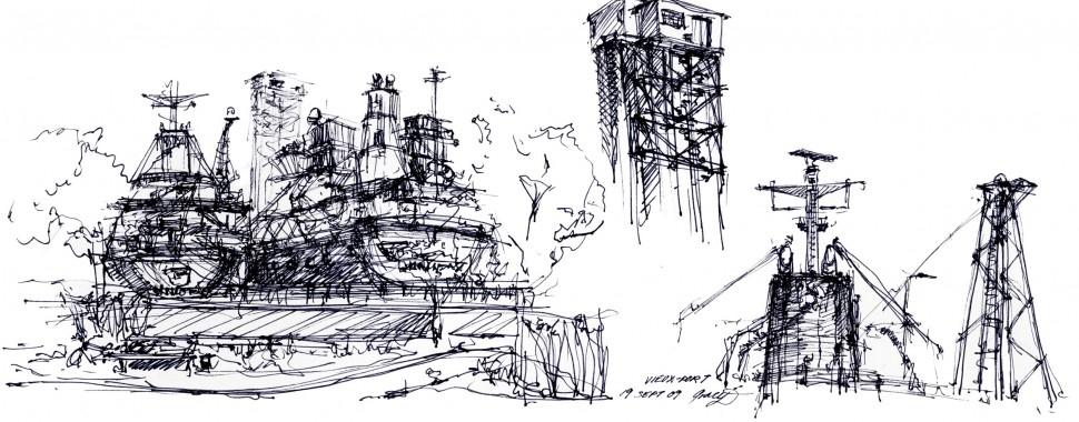 Old Port Sketches