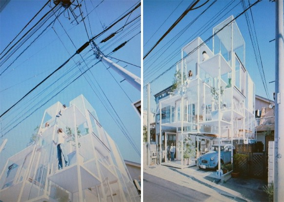 house NA-Sou Fujimoto