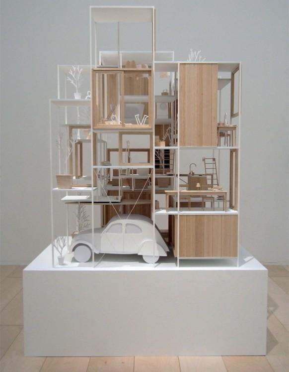 house NA_1:5 Model