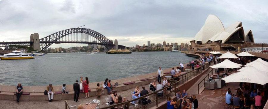 Sydney Harbour Panaroma