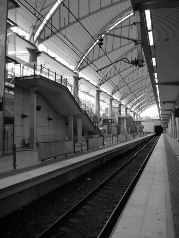 Olympic Park Station