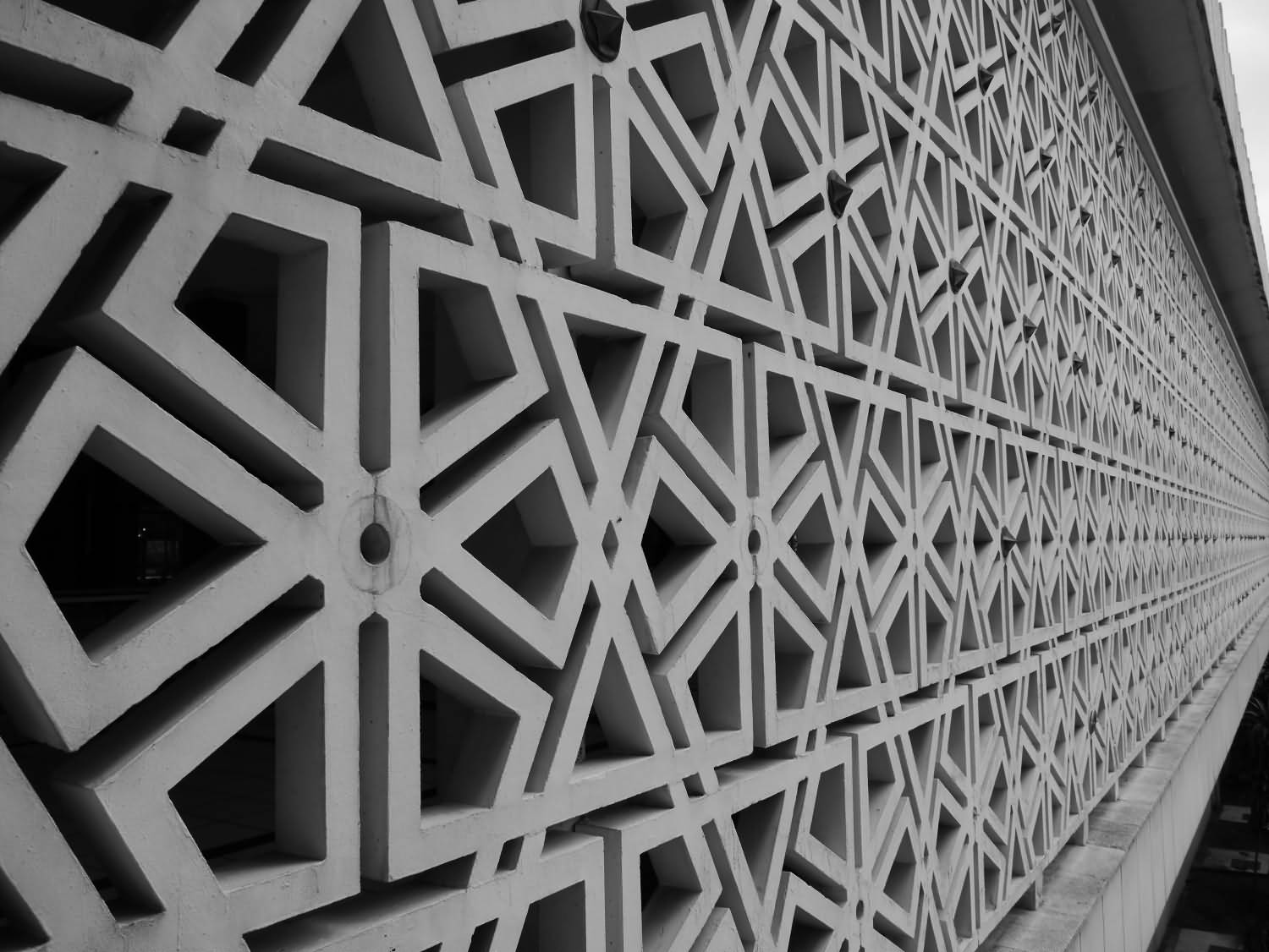Islamic architecture of kl design lin for Decorator pattern