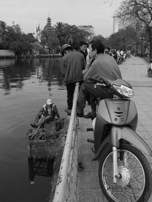 Hanoi -water