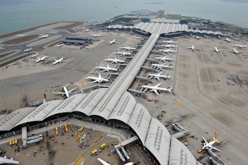 arial Hk airport