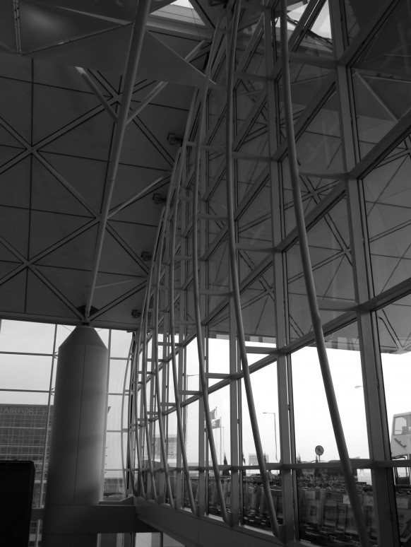 HK aiport- Foster
